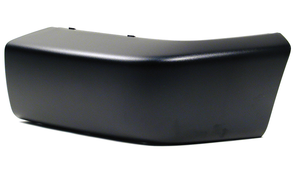 Genuine Bumper End Cap, Front Left Hand Without Fog Lamps, For Land Rover Discovery Series II, 2003 - 2004