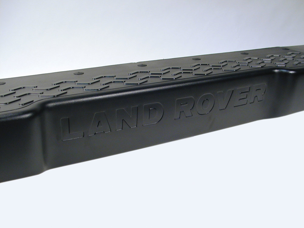 Land Rover Discovery II rear bumper