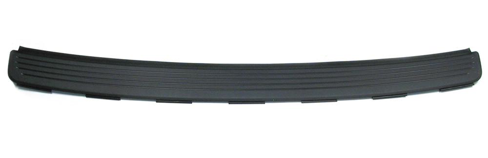 Bumper Tread Plate Rear
