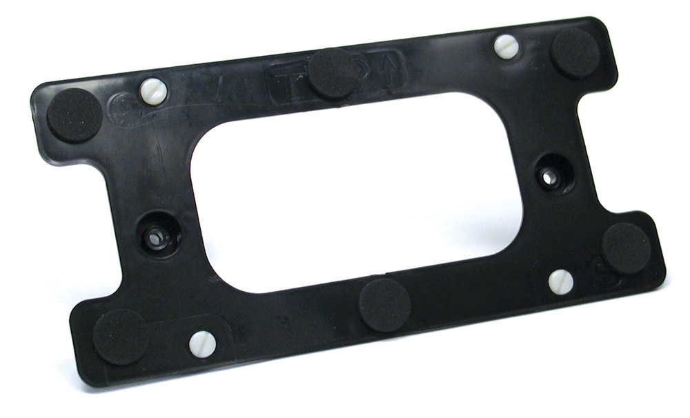 Genuine License Plate Bracket DRB100390 For Land Rover Discovery Series II And Freelander