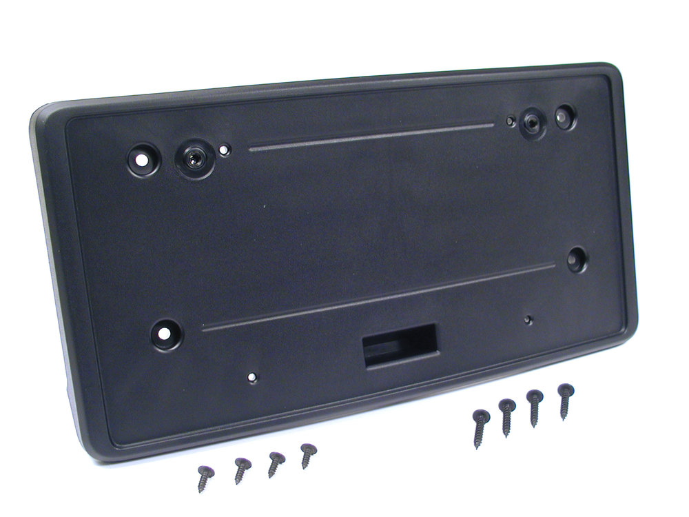 mounting bracket for front license plate on Range Rover - DRN000010G
