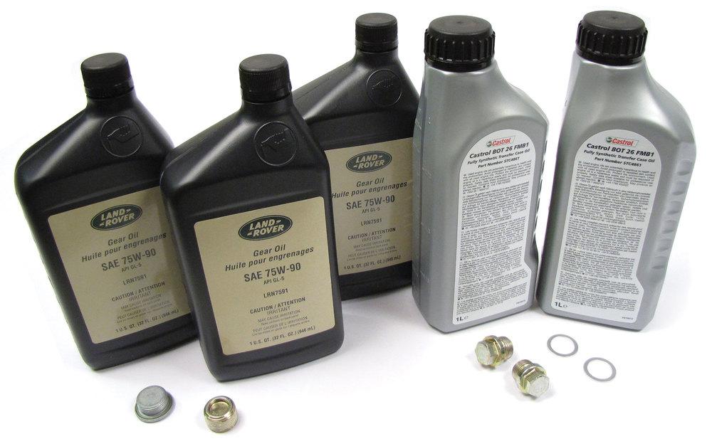 Comprehensive Maintenance Service Kit