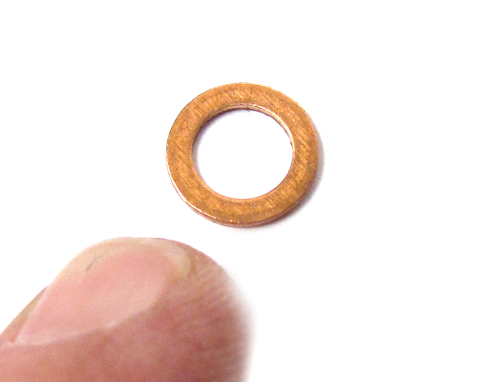 Fuel Injector Return Line Seal (2 Required)