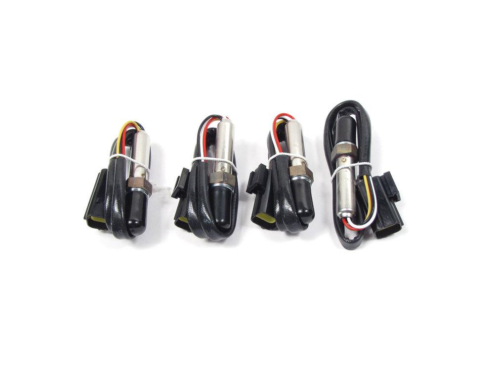 4 oxygen sensors