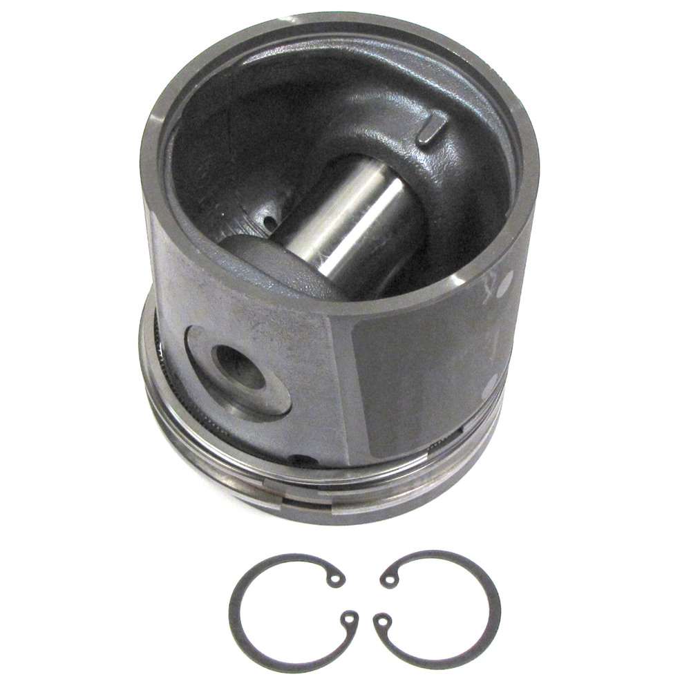 Piston And Rings (Std Size)