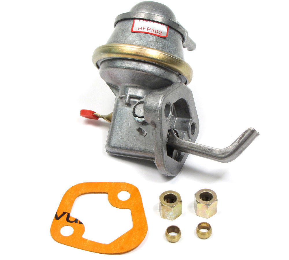 Fuel Lift Pump Mounted On Engine W/Union Nuts & Olives