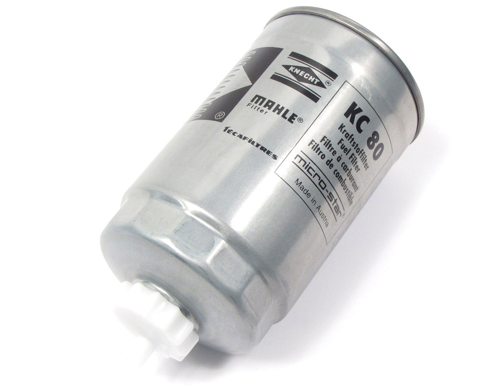 MAHLE gas filter - KC 80