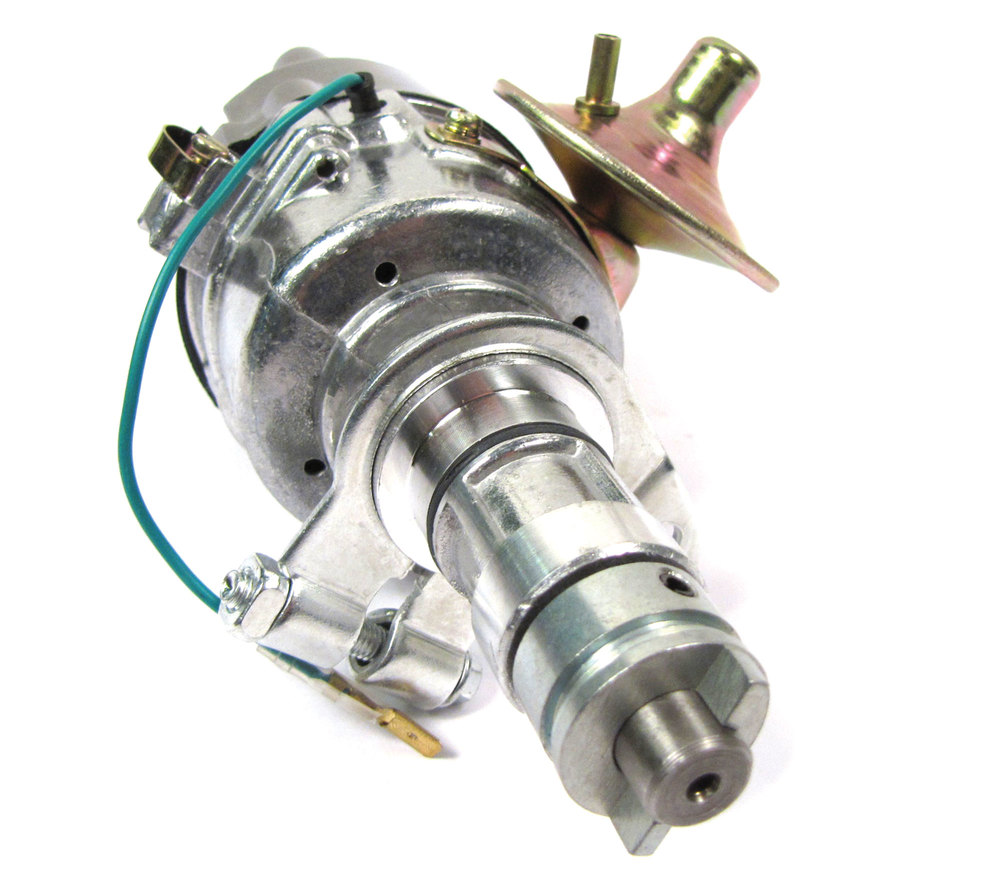 Distributor Assembly ETC5835, 4-Cylinder 2.25, For Land Rover Series 2, 2A, And 3