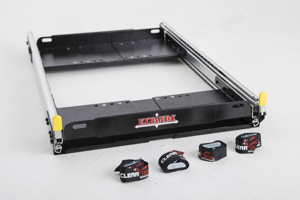 Expanda Slide components