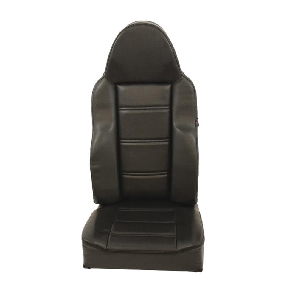 Trakker Hi-Back Extreme MKII Seat: Black Vinyl