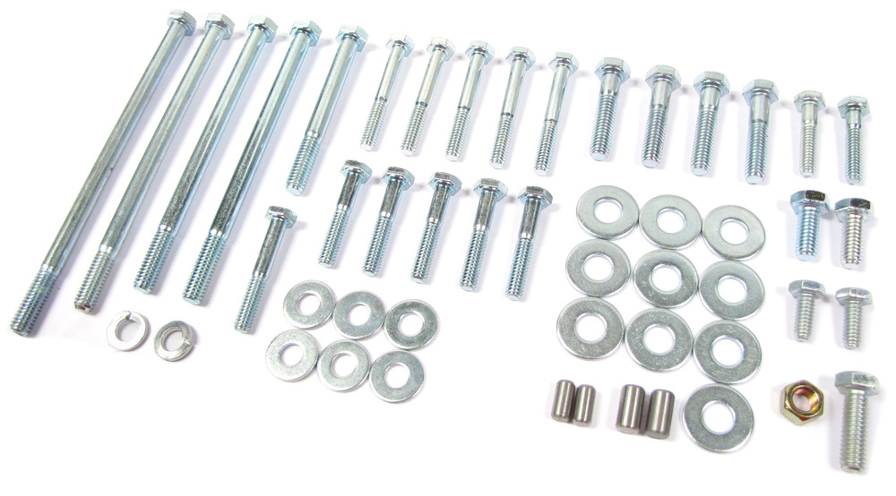 Engine Front Cover Bolt And Hardware Kit For Land Rover Discovery I And Range Rover Classic