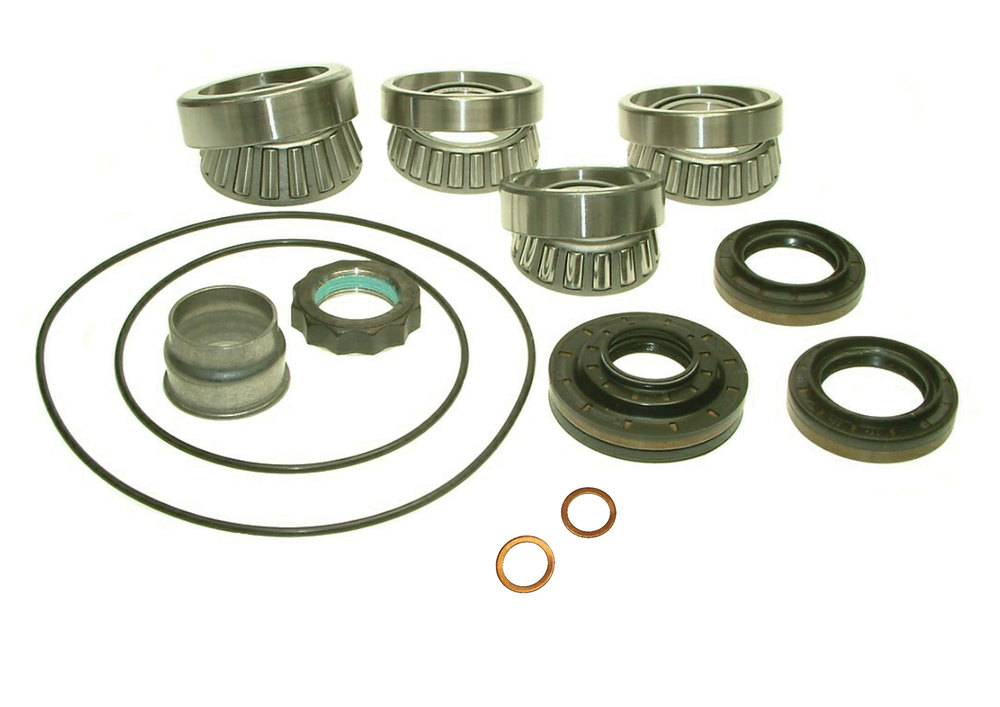 Differential Overhaul And Repair Kit For Rear Differential On Land Rover LR2 And Range Rover Evoque