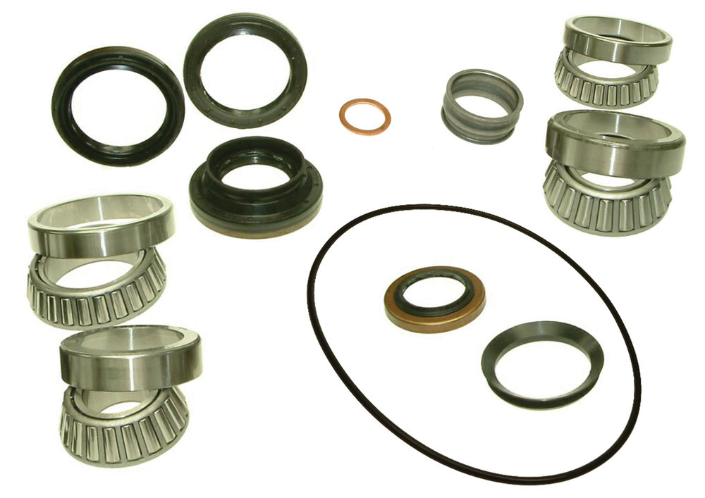 Bearing And Seal Overhaul Kit, Front Power Transfer Case Intermediate Reduction Drive (IRD) For Range Rover Evoque And Land Rover LR2