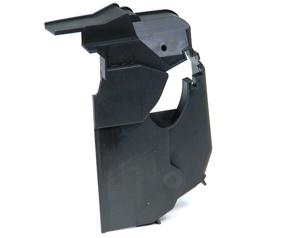 Genuine Door Latch Shield FQD500060 For Range Rover Full Size L322, 2003 - 2005