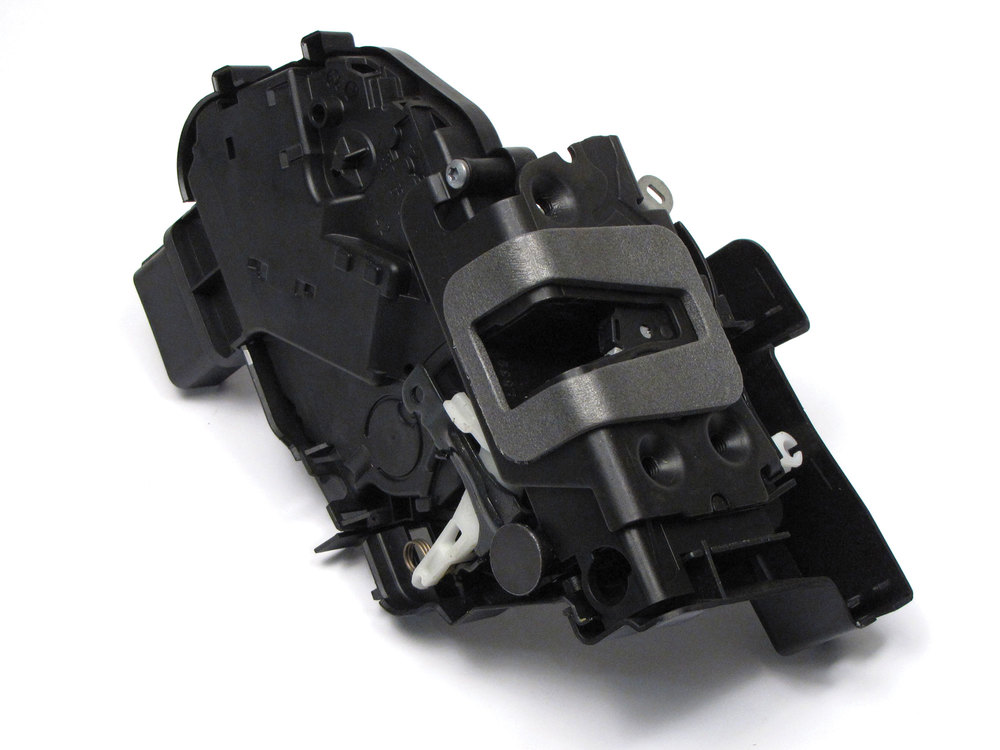 Genuine Door Latch FQJ500470, Front Left Hand, For Land Rover LR3 And Range Rover Sport (See Fitment Years)