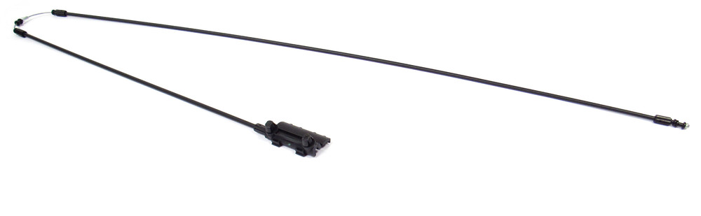 Genuine Hood Release Cable, Front, For Land Rover LR3 And Range Rover Sport, 2005 - 2009