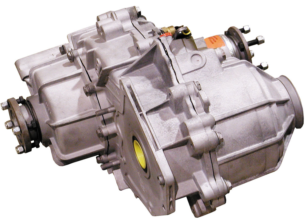 Transfer Case FTC1564E, Borg Warner Remanufactured By Ashcroft, For Range Rover Classic, 1989 - 1995