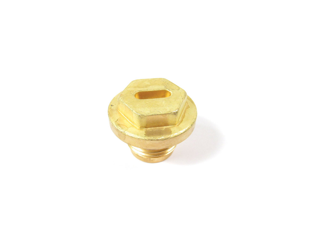brass axle filler plug for Discovery Series II