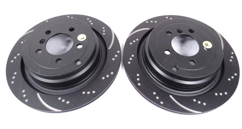 EBC brake rotors for Range Rover Full Size