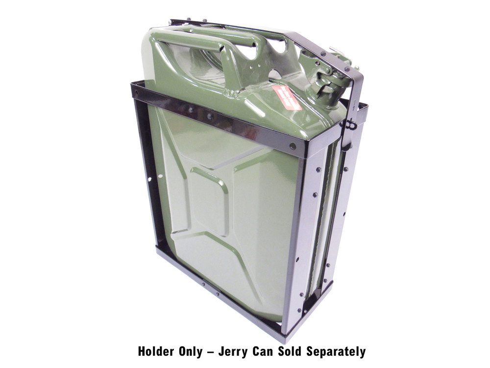 Jerry Can holder Only /Purchase Jerry Can Separately