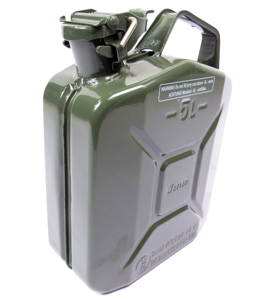 5 Liter Jerry Can