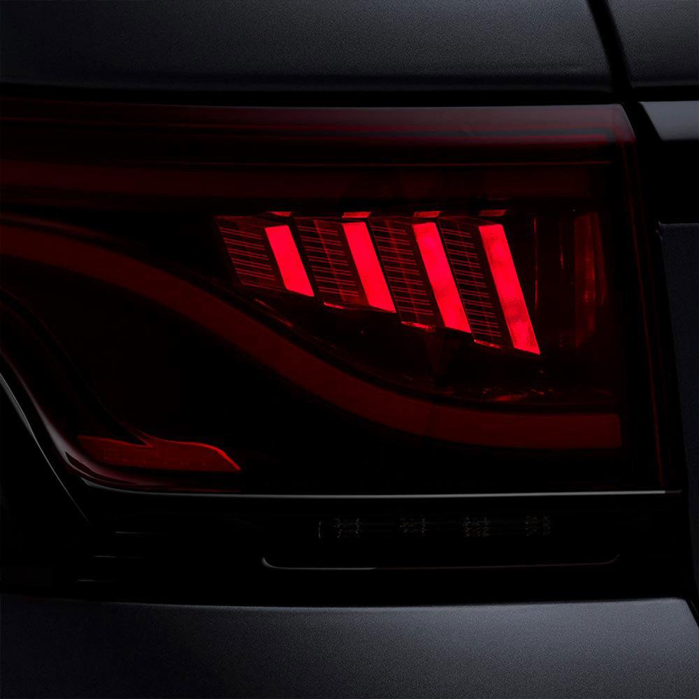 Glohh GL-5i dynamic LED tail light
