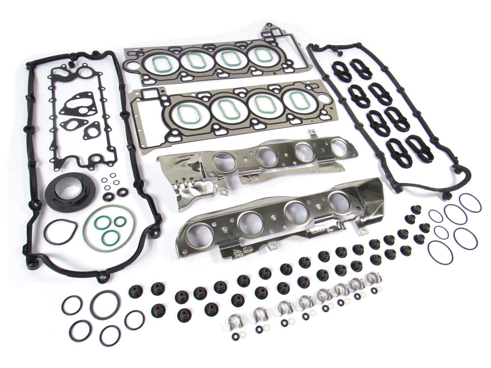 Engine Head Gasket Set For 5.0L Naturally Aspirated Engines On Land Rover LR4, Range Rover Sport And Range Rover Full Size (See Fitment Years)