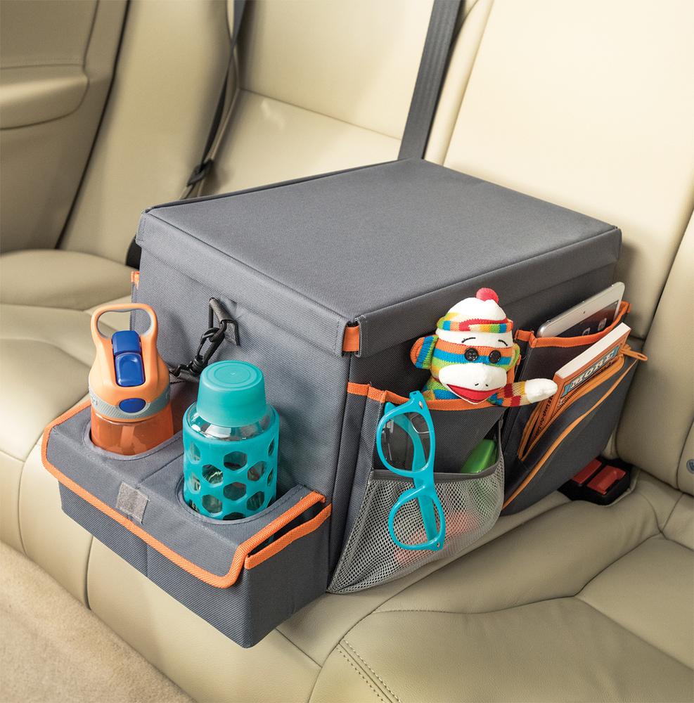 High Road Kids Back Seat Cooler & Play Station: Large