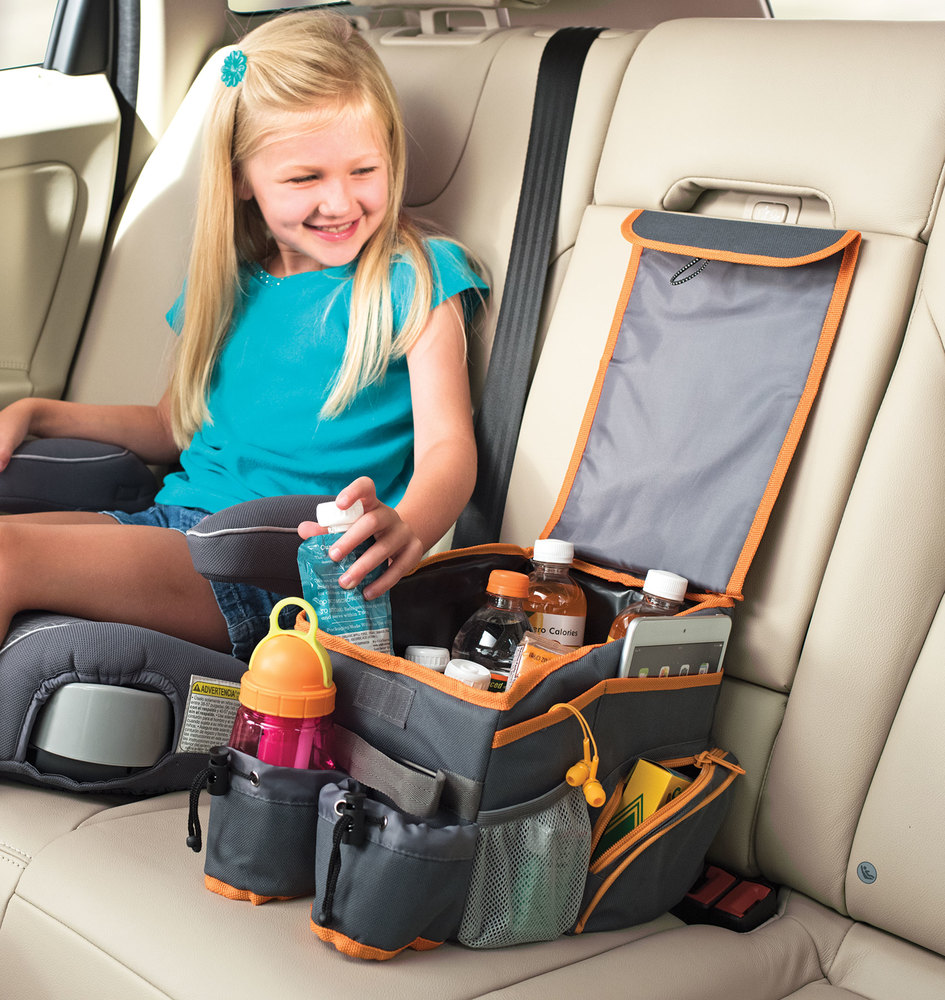 High Road Kids Back Seat Cooler & Play Station: Compact