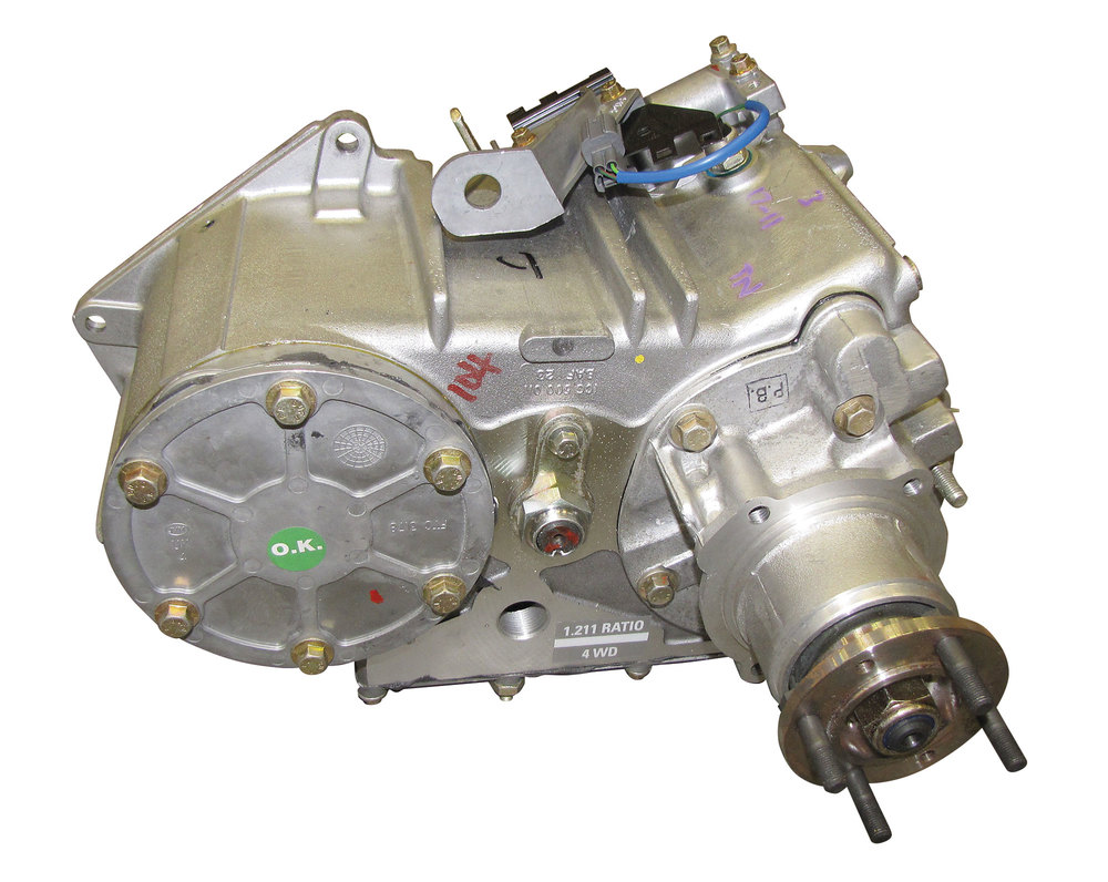 Transfer Case For 2004 Land Rover Discovery Series II With Differential Locks (Includes Core Charge)