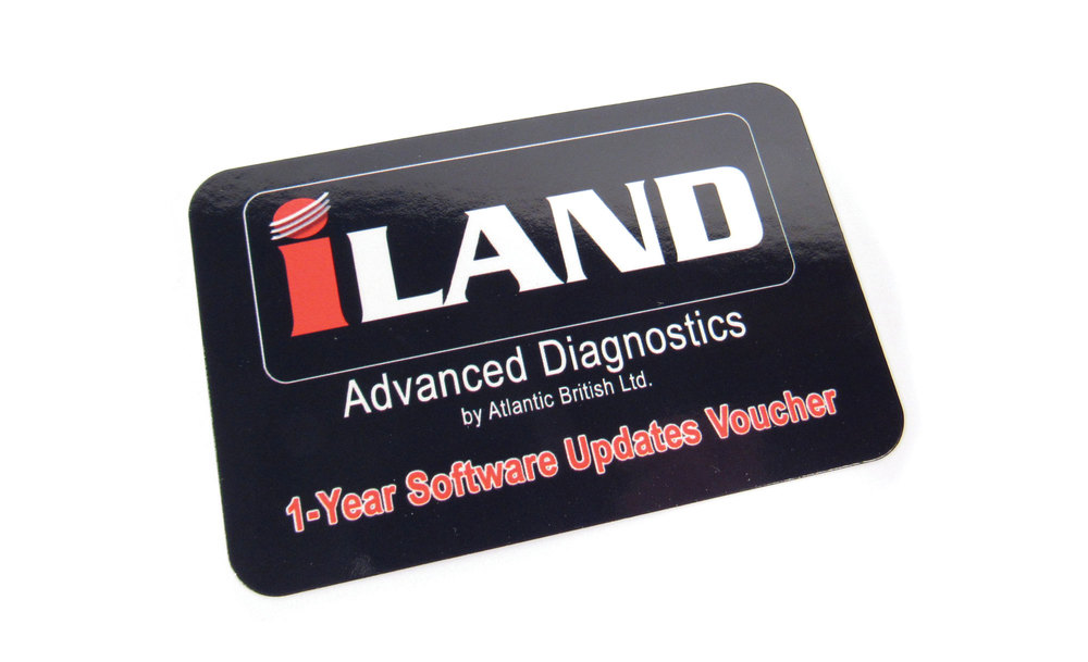 iLAND V.1.0 Software And Firmware Voucher Update To 9.1.2020