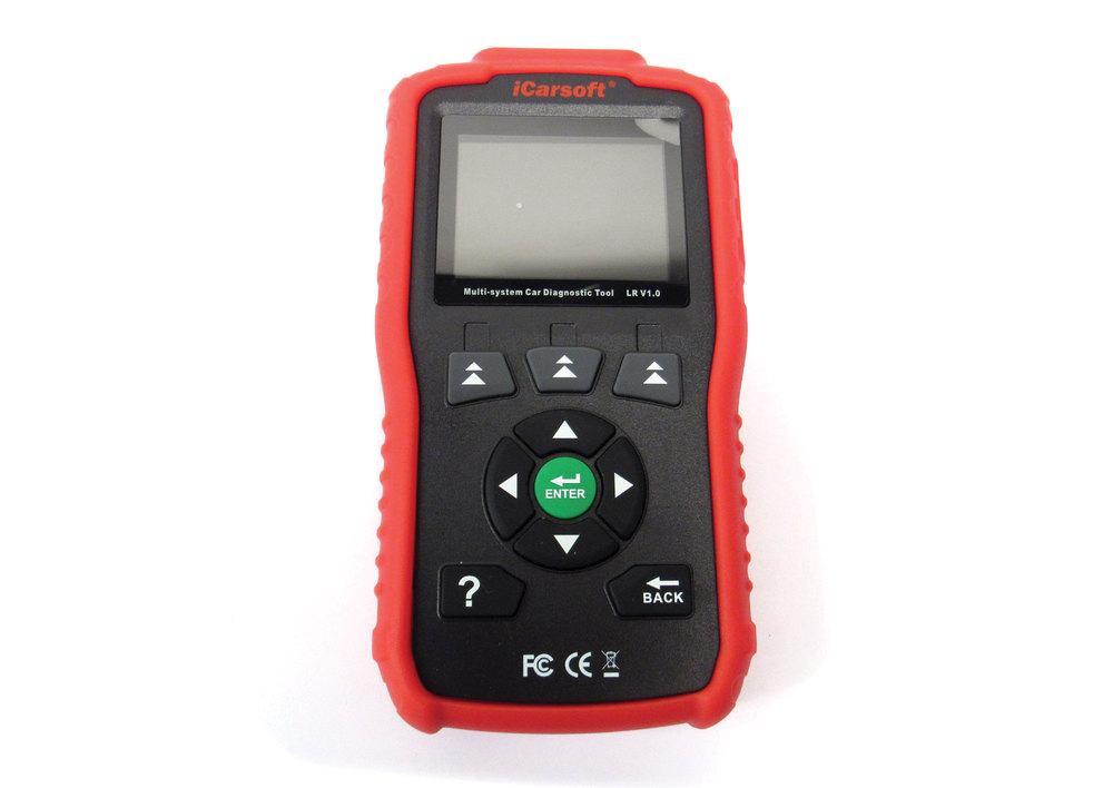 iCarsoft LR V1.0 Multi-System Scan Tool For Land Rovers And Range Rovers