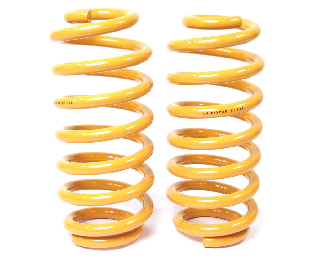 performance coil springs