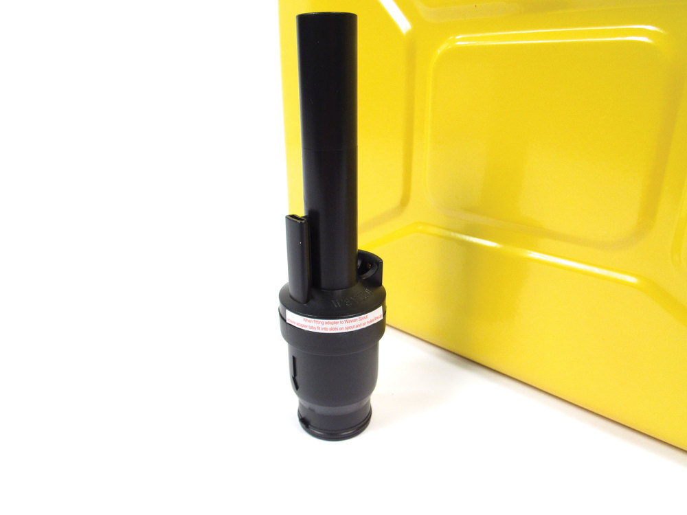 spout for Jerry Can