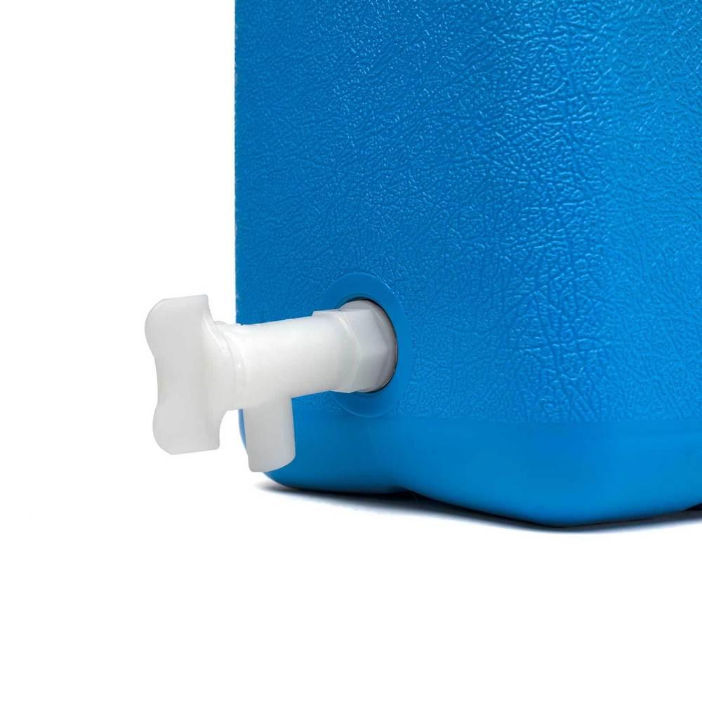 Water jerry can spigot