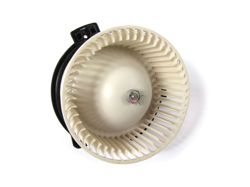Blower Motor With Blower Wheel Fan JGC100480 By VDO Automotive For Land Rover Discovery Series II