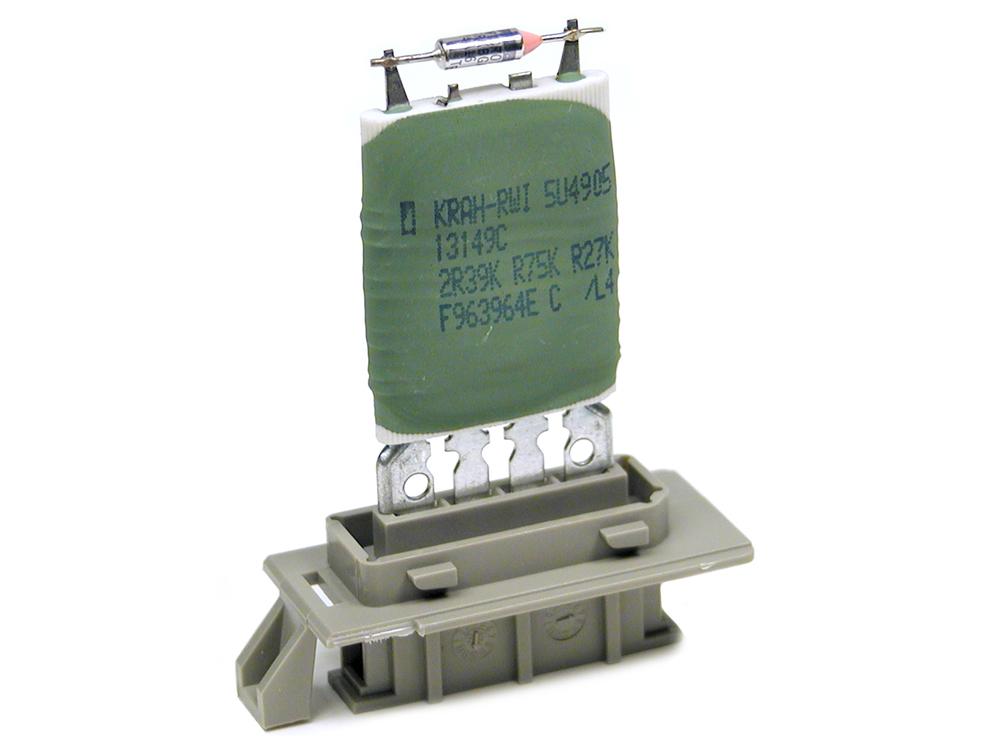 Heater Blower Resistor Pack Freelander