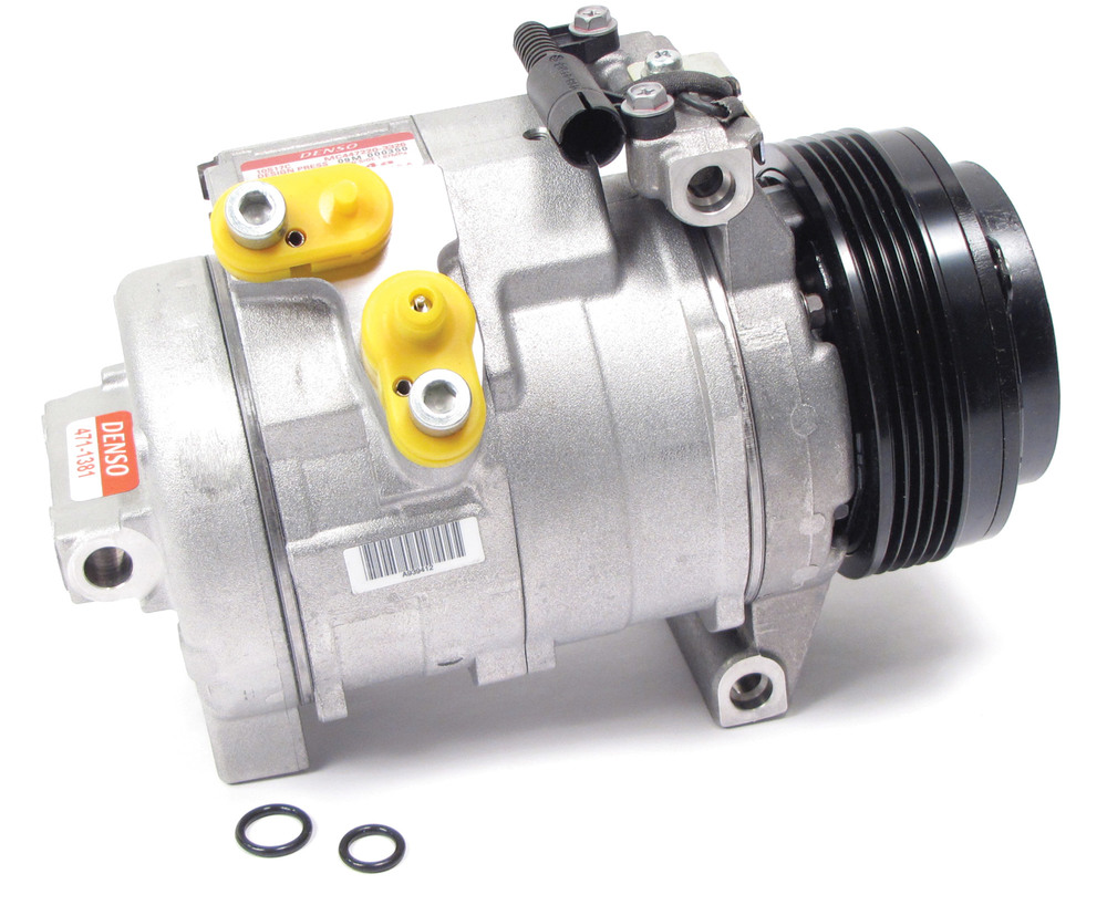 A/C Compressor For Range Rover Full Size L322, 2003 - 2005