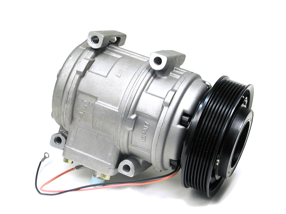 Land Rover A/C compressor