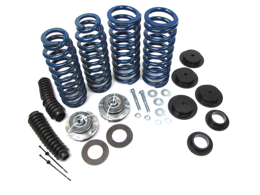 Range Rover 4.4 Suspension Conversion Kit
