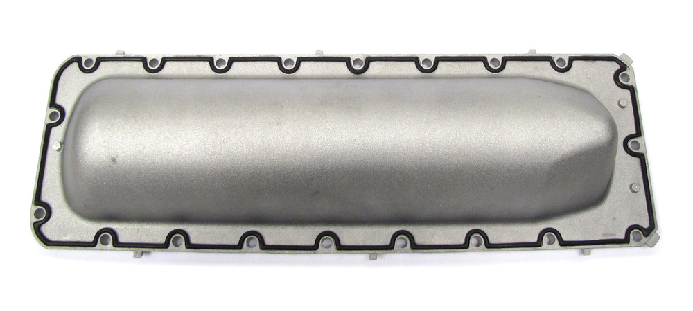 Engine Valley Pan Cover With Integrated Gasket LCW000010, Center Of Engine, For Range Rover Full Size L322, 2003 - 2005