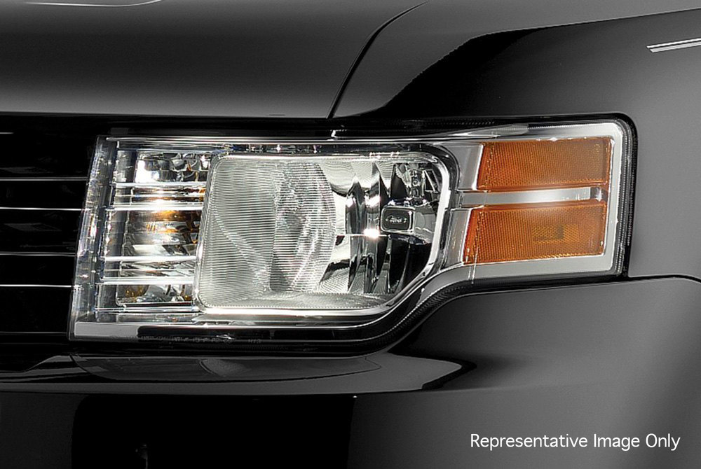 LampGard By WeatherTech, 40 Mil Headlight Protection Film, For Range Rover Sport, 2010 - 2013