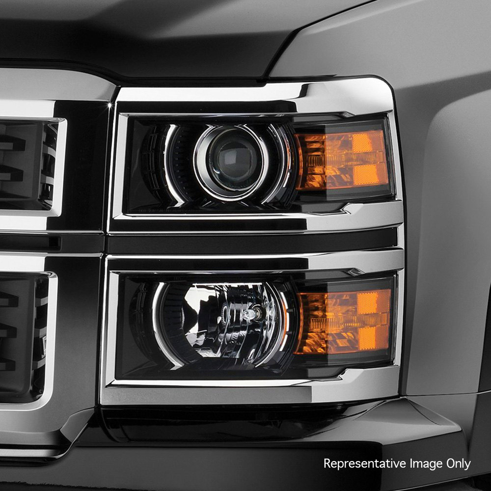 LampGard By WeatherTech, 40 Mil Headlight Protection Film, For Land Rover LR4, 2014 - 2016