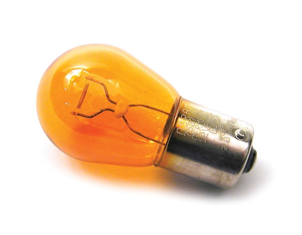 Amber Signal Light Bulb