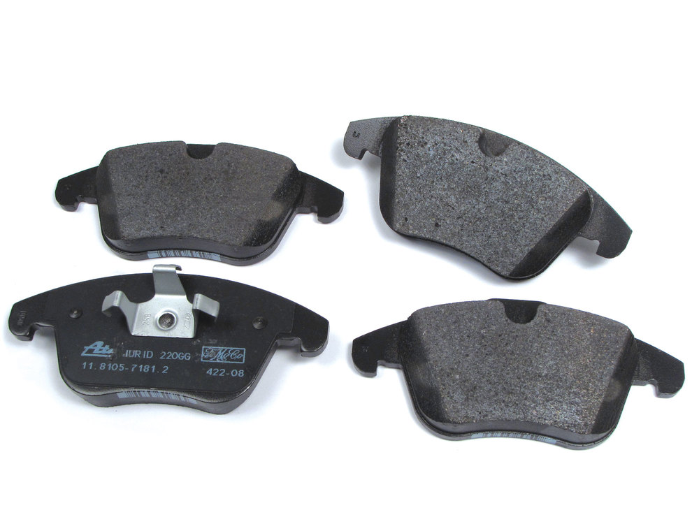 brake pads for Land Rover LR2 - LR004936G