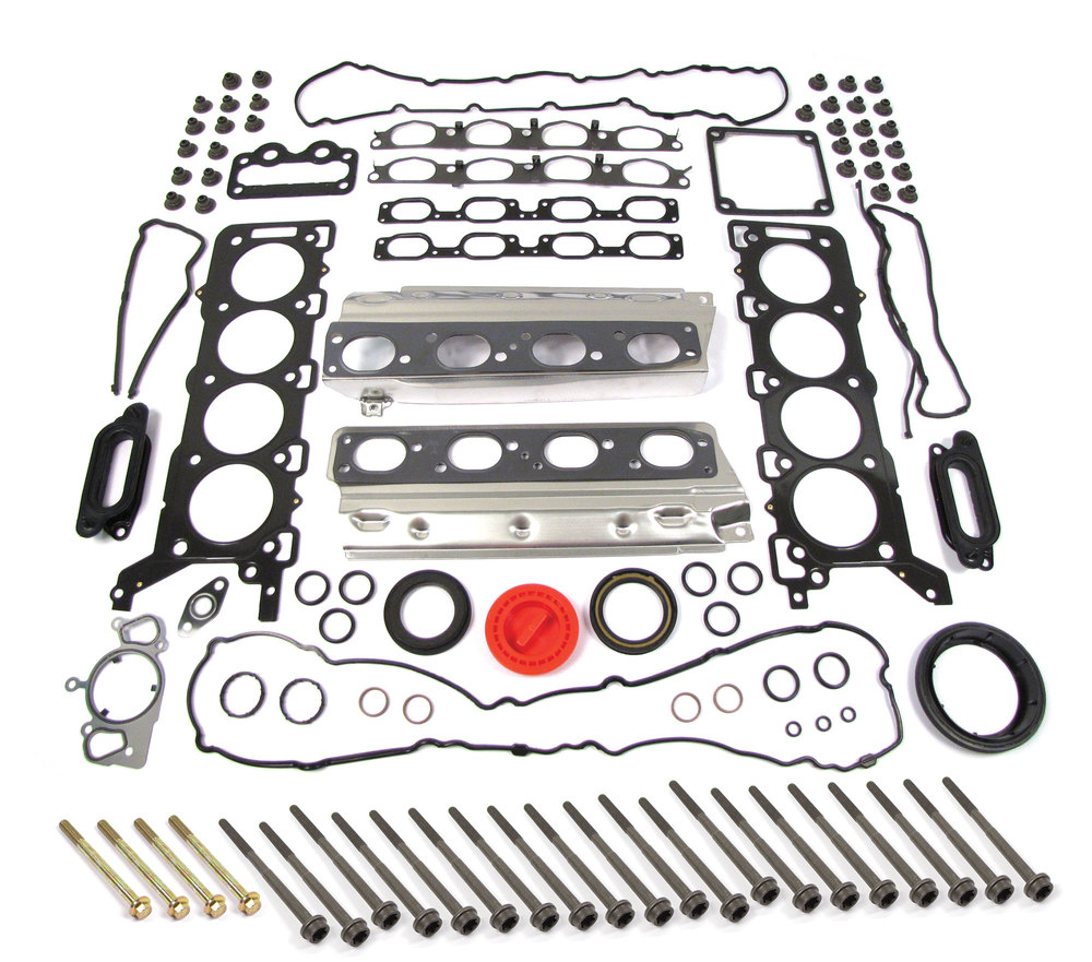 Head Gasket Kit With Head Bolts For 4.2 Liter Supercharged Engines On Range Rover Full Size Supercharged L322 And Range Rover Sport Supercharged, 2006 - 2009