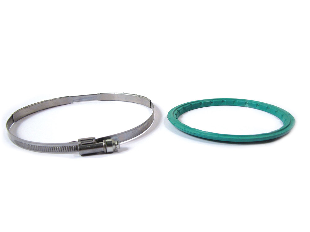 Genuine Fuel Pump Seal And Clamp For Land Rover LR3 And Range Rover Sport, 2005 - 2009