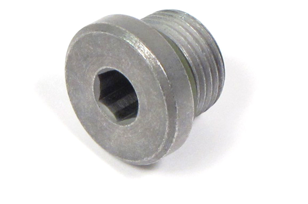 Transmission Fill Plug LR007610, Original Equipment, For Land Rover LR3, LR4, Range Rover Sport, And Range Rover Full Size L322 (See Fitment Years)