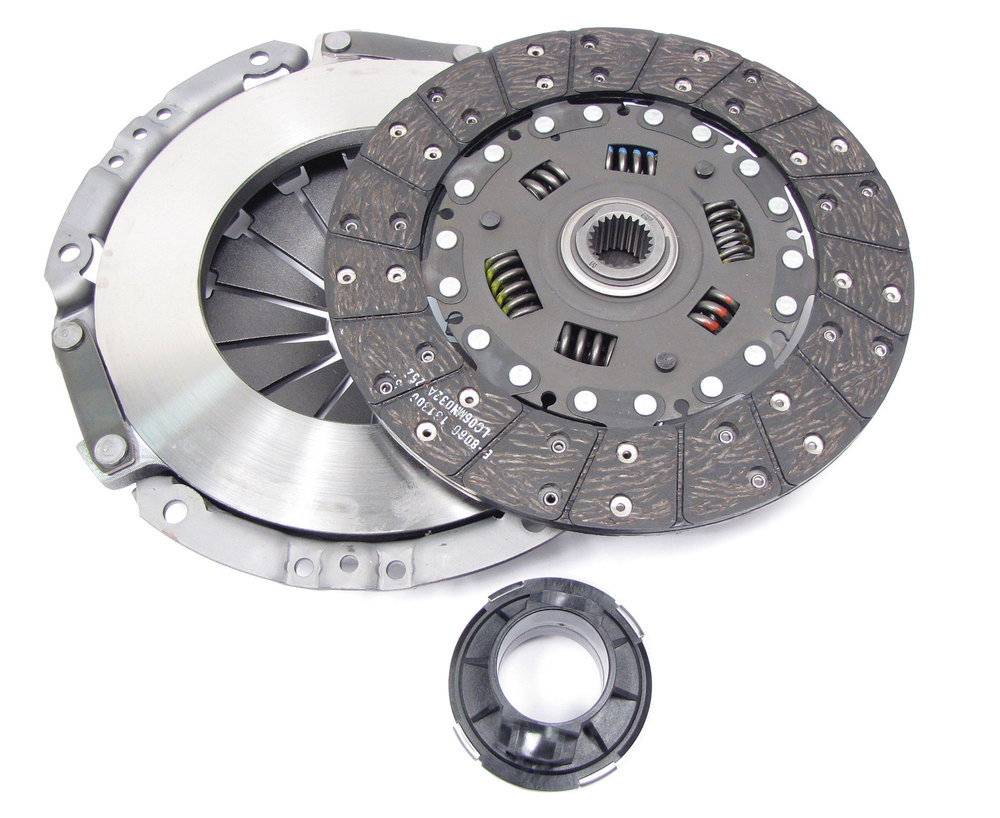 Clutch Kit For Land Rover Defender 200 And 300 Turbo Diesel