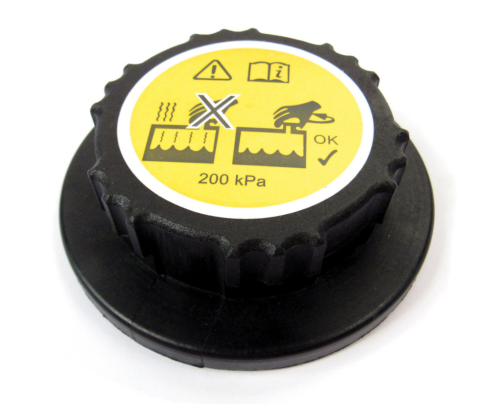 Expansion Tank Cap LR010965 For Land Rover LR4, Discovery 5, Range Rover Sport, Range Rover Full Size, And Range Rover Velar (See Fitment Years)